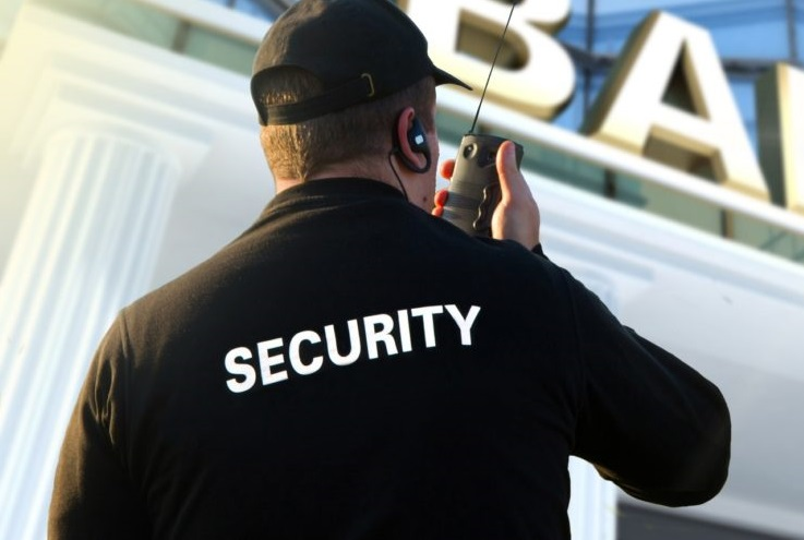 امنیت بانک