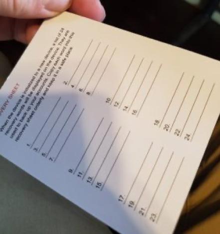 دفترچه سکیو ایکس w20