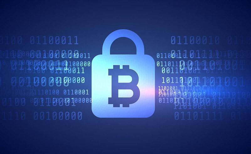 امنیت رمز عبور کیف پول