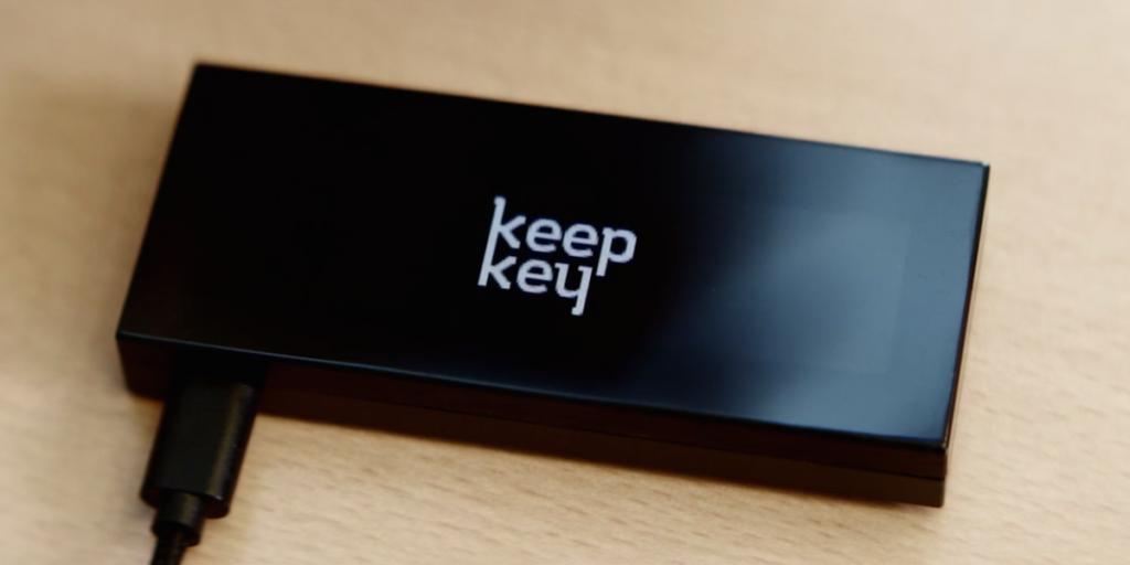کیف پول کیپ کی | Keep Key