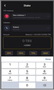 راهنمای گام به کام استیکینگ ارزهای دیجیتال در CoolWallet Pro